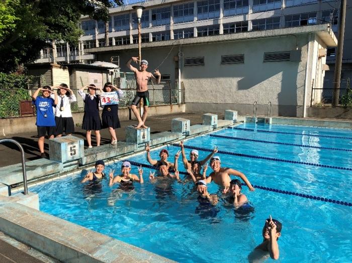 愛知 水泳 連盟 高校